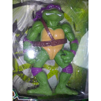 Boneco Brinquedo P Colecionador As Tartarugas Ninja Donatelo