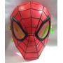 Mascara Cosplay Homem Arranha (spiderman Vingadores)
