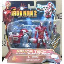 Toys Marvel Iron Man 2 Concept Armor Tech Juggernaut Upgrade