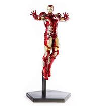 Iron Man Mark Xliii Avengers Age Of Ultron 1/10 Iron Studios