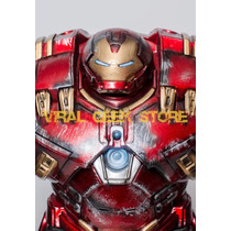 Boneco Hulkbuster - Estátua Em Resina 40 Cm