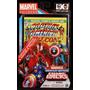 Marvel Universe Capitão America E Falcão Comic Pack