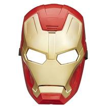Máscara Eletrônica Avengers Iron Man B0426 - Hasbro