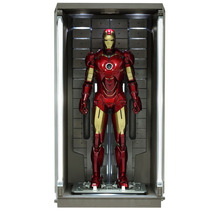 Hot Toys Ds001c Hall Of Armor Iron Man 2 1/6 Frete Gratis