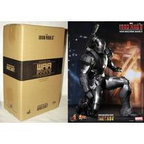 Hot Toys Iron Man 3 War Machine Mark Ii Diecast - Metal