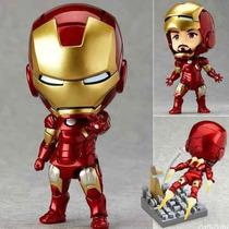 Boneco Colecionável Homem De Ferro - Nendoroid Series Iron