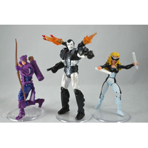 The West Coast Avengers - Marvel Universe - Hasbro