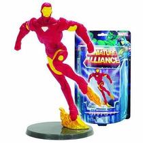 Homem De Ferro Marvel Iron Man (vingadores Thor Hulk Aranha)