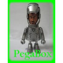 Boneco Homem De Ferro Tony Stark Mark 2 Coleção Iron Man