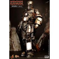Hot Toys Homem De Ferro Mark I 2.0