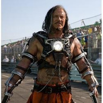 Homem De Ferro 2 - Ivan Whiplash Vanko - Altura Aprox. 10cm