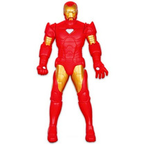Boneco Iron Man Homem De Ferro Marvel 55cm Mimo