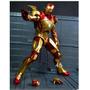 Boneco Homem De Ferro 3 Iron Man 3 Pvc Action Figure 19 Cm