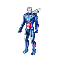 Homem De Ferro - Iron Man 3 - Boneco Patriota - Frete Grátis