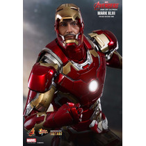 Hot Toys Homem De Ferro Mark Xliii 43 Die Cast - Age Of Ultr