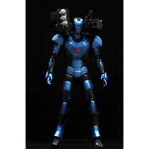 Iron Man Torpedo Armor - Marvel Movies Serie 3 - Hasbro