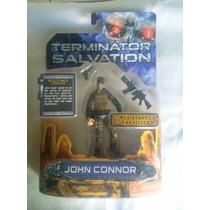 Boneco Terminator Salvation Resistance Equalizer Jhon Connor