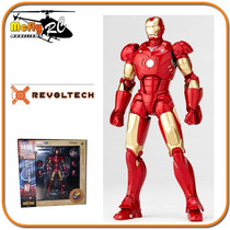 Revoltech Iron Man Mark Iii No 036 Mark 3