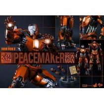 Hot Toys Iron Man Peacemaker Mark 36 Xxxvi Singapure Summer
