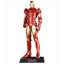 Miniatura Homem De Ferro Marvel Figurines Eaglemoss