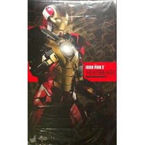 Hot Toys Iron Man 3 Mark Xvii 17 Homem De Ferro Heartbreaker