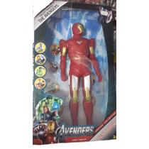 Boneco Homem De Ferro 30cm - The Avengers (os Vingadores)
