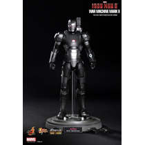 Tk0 Toy Hot Toys Marvel Diecast Iron Man 3 War Machine 2