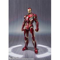Iron Man Mark 45 - Sh Figuarts Homem De Ferro - No Brasil