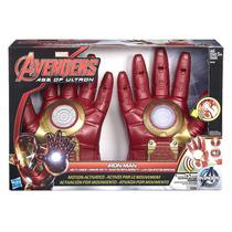 Luva Eletrônica Iron Man - Avengers - Hasbro B0429