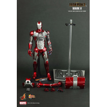 Tk0 Toy Hot Toys Marvel Iron Man 2 Mark V