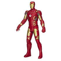 Boneco Homem De Ferro Eletrônica 12 - Hasbro