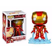 Boneco Iron Man Mark Avengers 2 Pop! Marvel 66