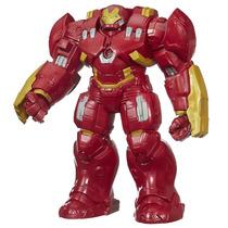 Boneco Hulk Buster Avengers Titan Hero Tech B0441 - Hasbro