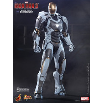Hot Toys Iron Man 3 Starboost (mark Xxxix) Mk 39