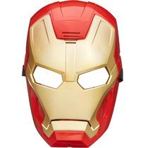 Avengers Máscara Eletrônica Iron Man Hasbro