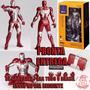 Action Figure Iron Man Mark V Homem D Ferro Revoltech Brasil