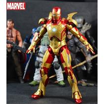 Boneco Homem De Ferro Avengers Articulado Marvel Iron Men