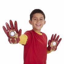 Luva Eletrônica Iron Man Homem De Ferro Avengers Vingadores
