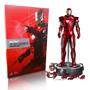 Iron Man 3 Silver Centurion Hot Toys Homem De Ferro 1/6