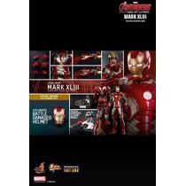 Avengers Age Of Ultron: Iron Man Mark Xliii - Hot Toys