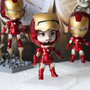 Kit 3 Bonecos - Iron Man 3 Homem De Ferro Marvel Figure