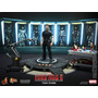 Hot Toys Iron Man Tony Stark (armor Teste) Ironman Workshop