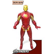 Brinquedo Boneco Articulável Homem De Ferro 3 Iron Man