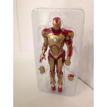 Action Figure Homem De Ferro 3 Mark 42 18cm