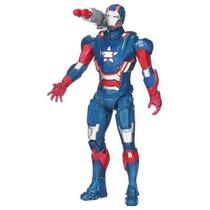 Boneco Homem De Ferro Iron Man 3 Figura 10 Eletrônico