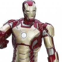 Brinquedo Boneco Iron Man Homem De Ferro 3 Grande Hasbro