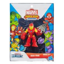 Boneco Articulado Homem De Ferro Playskool Super Hero Hasbro