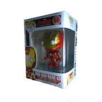 Funko Pop Homem De Ferro Mark 43 - Vingadores 2