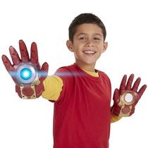 Luva Eletrônica Iron Man Vingadores Era De Ultron - Hasbro