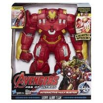 Boneco Marvel Vingadores Era Ultron Interactive Hulk Buster